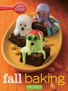 Betty Crocker Fall Baking
